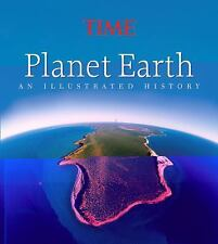 Time Planet Earth: An Illustrated History, Editors of Time Magazine, New Book