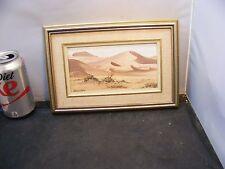 vintage landscape painting   signed ester halliday