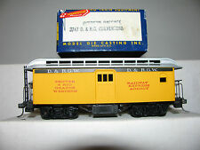 Roundhouse HO scale  Silverton 34' Baggage REA D&RGW