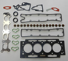 HEAD GASKET SET FITS PEUGEOT 406 407 1.8 16V EW7 1999 on VRS