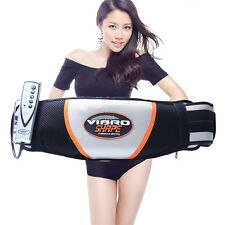 Vibro Shaper Slimming Body Massage Belt Vibration Machine Reduce Weight Fat