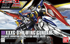 XXXG-01W Wing Gundam HG High Grade Scale 1/144 Model Bandai