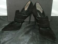 Kenneth Cole New York Black Water Soft Suede Pump sz 6 M NEW
