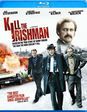 Kill the Irishman (2011, REGION A Blu-ray New) BLU-RAY/WS