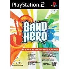 Band Hero - Game Only (PS2)  BRAND NEW AND SEALED - QUICK DISPATCH