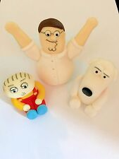 Edible In The Style Of Family Guy Cake Topper Decoration