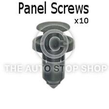 Panel Clips para caber gama Nissan Terrano/TIIDA/Comercio/Xterra Etc parte 11777ni 10pk
