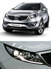 [For KIA Sportage 11-16] OEM Projection LED Head Lamp Light LH+RH SET