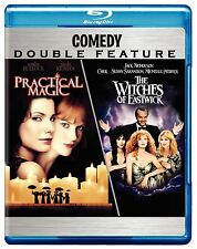 THE WITCHES OF EASTWICK / PRACTICAL MAGIC  -  Blu Ray - Sealed Region free