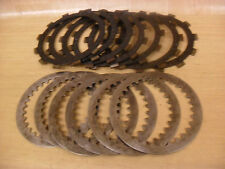 SUZUKI GSX250 GS250T GS250 T ENGINE CLUTCH FRICTION & STEEL PLATES
