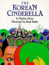THE KOREAN CINDERELLA Shirley Climo BRAND NEW BOOK GIFT QUALITY Case-Fresh