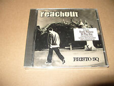 Bristo Squre Reachout 6 track cd 1999  new & sealed  slight crack on back case