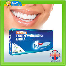 56 Advanced Teeth Whitening Professional White Strips Tooth Bleaching Kit