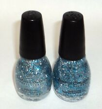 2 SINFUL COLORS Nail Color Polish ICE DREAM 1140