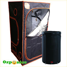 Hydroponics GroCell Mylar Grow Tent 1.5 x 1.5 x 2m with High Quality Water Tank
