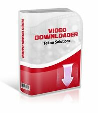 Descarga de software de video en YouTube & convertir al iPad, reproductor de MP3, Kindle, Android
