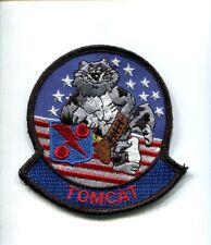 VF-11 RED RIPPERS US NAVY GRUMMAN F-14 TOMCAT Fighter Squadron Shoulder Patch