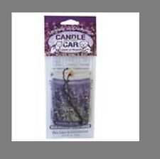 Pet Odor Exterminator Candle for the Car: Lavender with Chamomile - Freshener