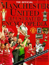 The Official Manchester United Illustrated Encyclopedia Very Good Book