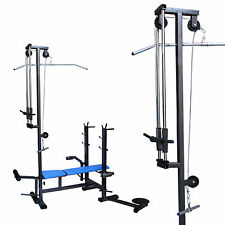 FITPRO BRAND NEW WEIGHT LIFTING 20 IN 1 BENCH FOR GYM EXERCISE