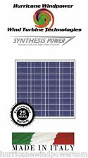 50W 12V Poly-Crystalline Solar Panel 50 Watt 12 Volt Off Grid RV Boat Marine