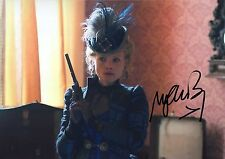 MYANNA BURING - Signed 12x8 Photograph - RIPPER STREET