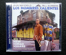 CD Los Hombres Calientes - Vol. 3: New Congo Square - New Orleans - Basin Street