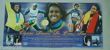 CATHY FREEMAN AUSTRALIAN SYDNEY OLYMPIC GOLD MEDALIST HAND SIGNED LIMITED PRINT