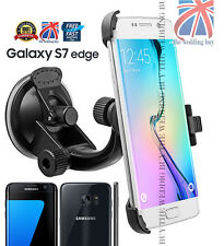 360°Rotating Windshield Suction Car Holder Mount Cradle Samsung Galaxy S7 edge