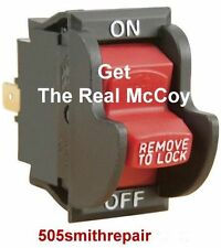 Replacement Switch for Shopsmith Mark V with 2 or 4 wires From 1993-Present New!