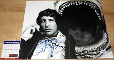 Steven Spielberg Signed 11x14 Indiana Jones Lincoln Tin Tin E.T. Jaws PSA/DNA