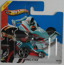 Hot Wheels - Tarmac Attack türkismet. Neu/OVP
