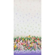 Michael Miller Flower Fairies Fairy Dream Border Blossom Fabric