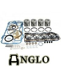 Ford 5000 5600 Tractor Engine Rebuild Kit (Pre 03/1968) Overhaul Less Liners