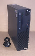 Lenovo ThinkCentre M70e 0809 320GB HD 4GB RAM Pentium DC E5500 2.8GHz Win7 #30