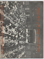 1963 Booklet 22nd  Convention Barbers, Hairdressers, Cosmetologists Union