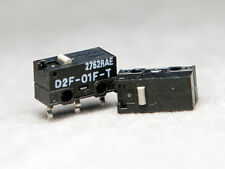 6 PCS Omron D2F-01F-T D2F-01F/T Micro Switch Microswitches Subminiature Logitech