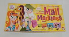 Mall Madness Electronic Talking Board Game 2004 Milton Bradley R9411