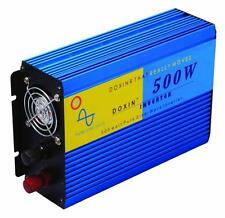500W / 1000W Pure Sine Wave Power Inverter DC 24v AC 210v 220V 230v 240V freezer