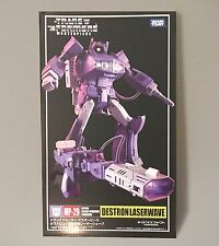 Transformers TAKARA Masterpiece mp29 Laserwave Altrimenti detto Shockwave
