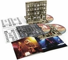 CD - Led Zeppelin NEW 40 Anniversary Physical Graffiti 3 CD - FAST SHIPPING !
