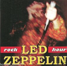 LED ZEPPELIN Rock Hour BBC London 1969 CD Yardbirds DEEP PURPLE Psych