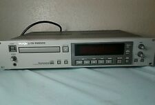 TASCAM CD-RW5000 Professional CD Recorder Player