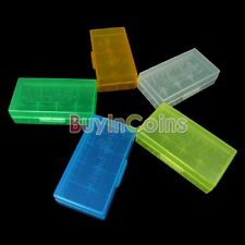 8 X 18650 CR123A 16340 Battery Case Holder Box SACA