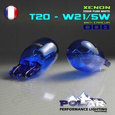 2AMPOULE XENON T20 W21/5W FEUX DE JOUR ANTI ERREUR ODB OPEL ASTRA J