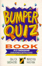 Bumper Quiz Book (Puzzle Books), Jace, Angela M. Cockerill