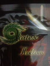Vortex Hollow 2 Strawberry Flavor Cigar Rolling Paper (10 Packs)