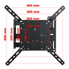 "Tilt Swivel TV Wall Mount Bracket for LG 32 39 42 47 50 55"" LED LCD Plasma 1RQ"