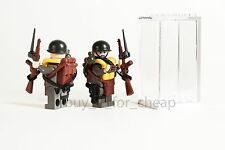 LEGO Custom World War II WW2 Marine Military Soldier x1 *NEW*