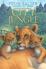 The City Jungle (Bambi's Classic Animal Tales)